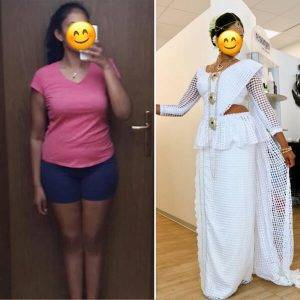 Gaia-Srilankan-Fitness-Coach-90-Day-Shred-Program-Client-Wedding-Transformation