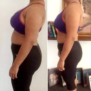 Gaia-Srilankan-Fitness-Expert-90-Day-Shred-Program-Client-Transformation-Boobs-Belly