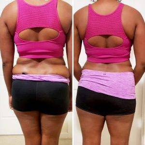 Gaia Srilankan Fitness Expert 90-Day Shred Program clients became sexy belly fast reduced