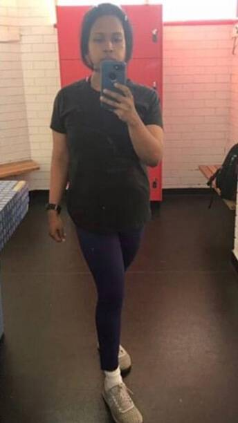 Fitness Transformation Success Gaia Client Case Study Shanika Happy Client